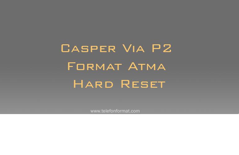 Casper Via P2