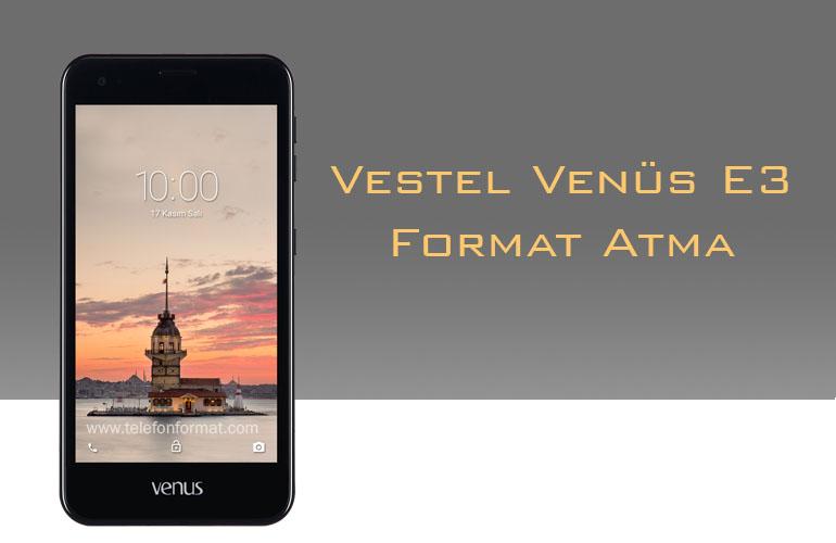 Vestel Venüs E3