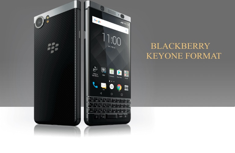 Blackberry Keyone Format Hard Reset | TelefonFormat com