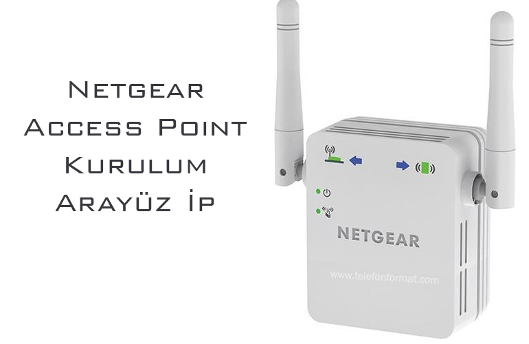 Netgear access point