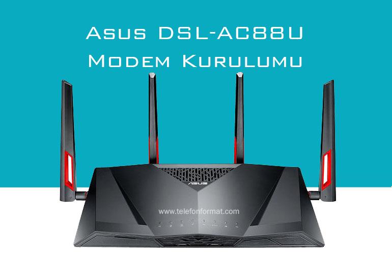 Asus DSL-AC88U