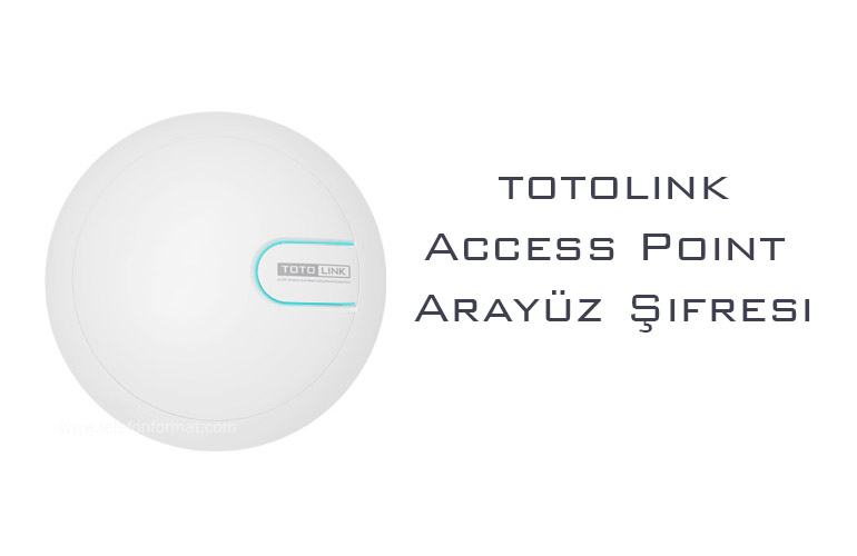 totolink access point