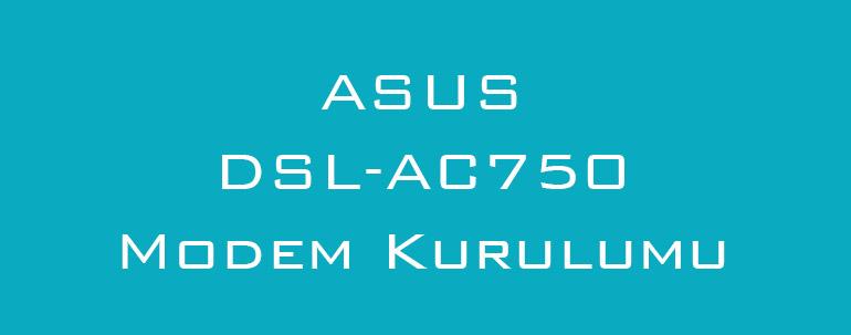 asus DSL Ac750