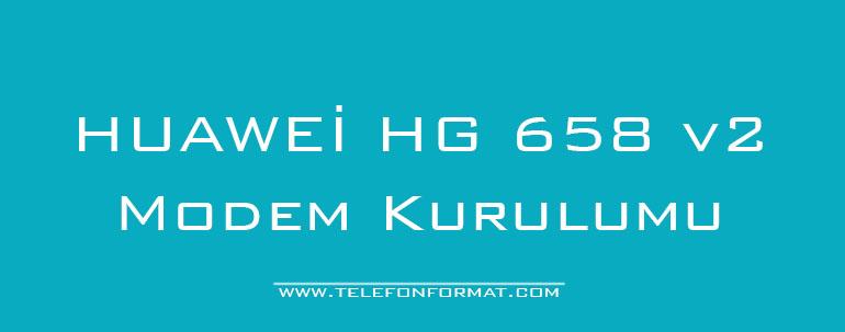 HUAWEİ HG 658