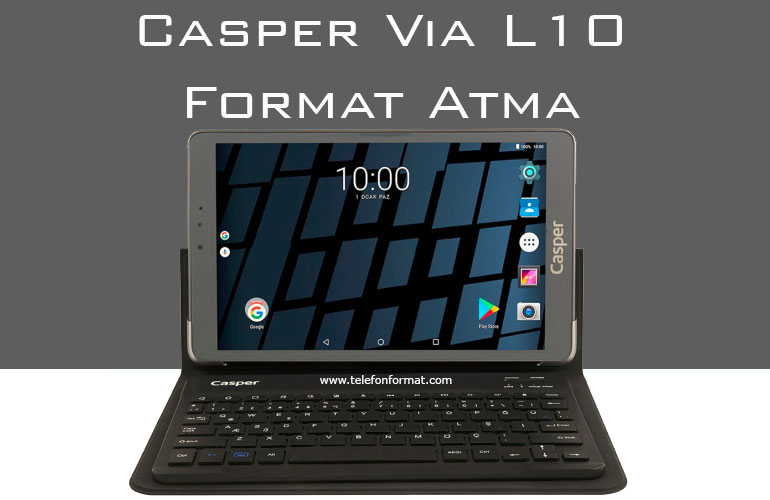 Casper Via L10 Format Atma