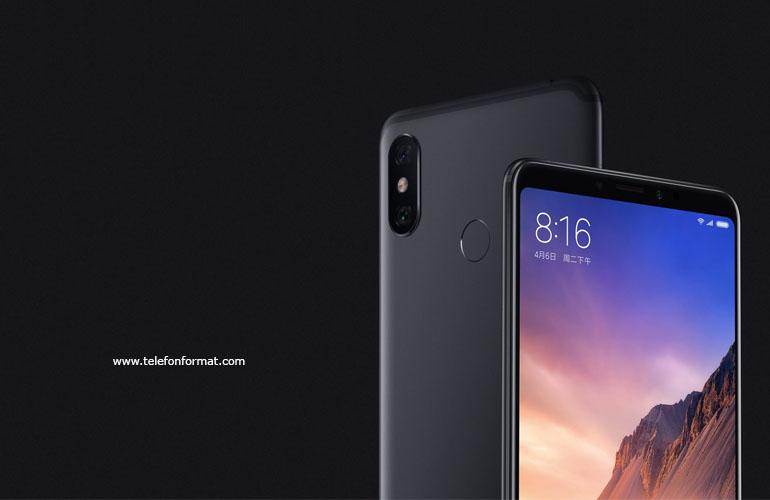 Xiaomi Mi Max 3 Ekran Görüntüsü Alma